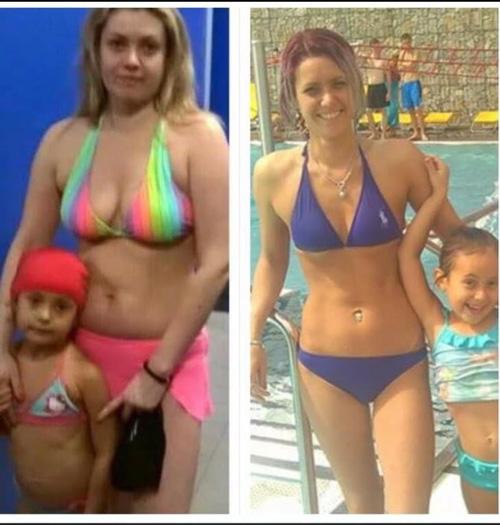 Michaela - Sheer Fitness Testimonials